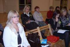 Valmieras Logopēdu metodiskās apvienības seminārs 24-11-2010