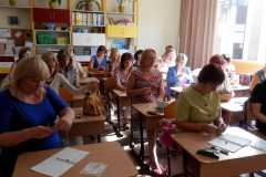 Valmieras Logopēdu MA seminārs 30-08-2013