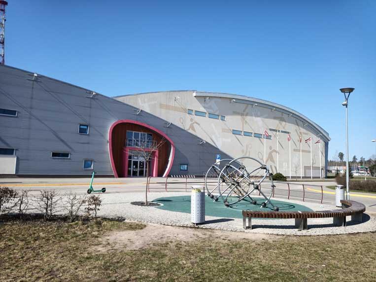 vidzemes olimpiskais centrs badmintons