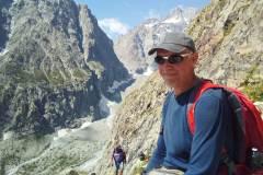 Jānis Trops | Uz ledāju Blanc Francijas Alpos
