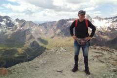 Jānis Trops | Uz virsotni Grawand Itālijas Alpos