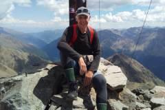 Jānis Trops | Virsotnē Grawand Itālijas Alpos